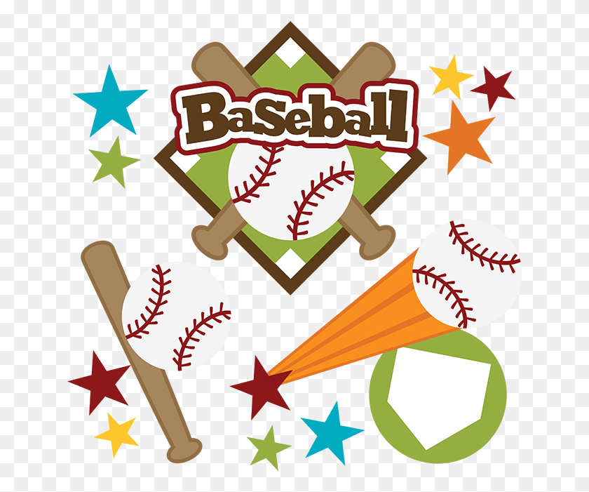 Baseball Scrapbook Title Baseball Sports - Baseball PNG