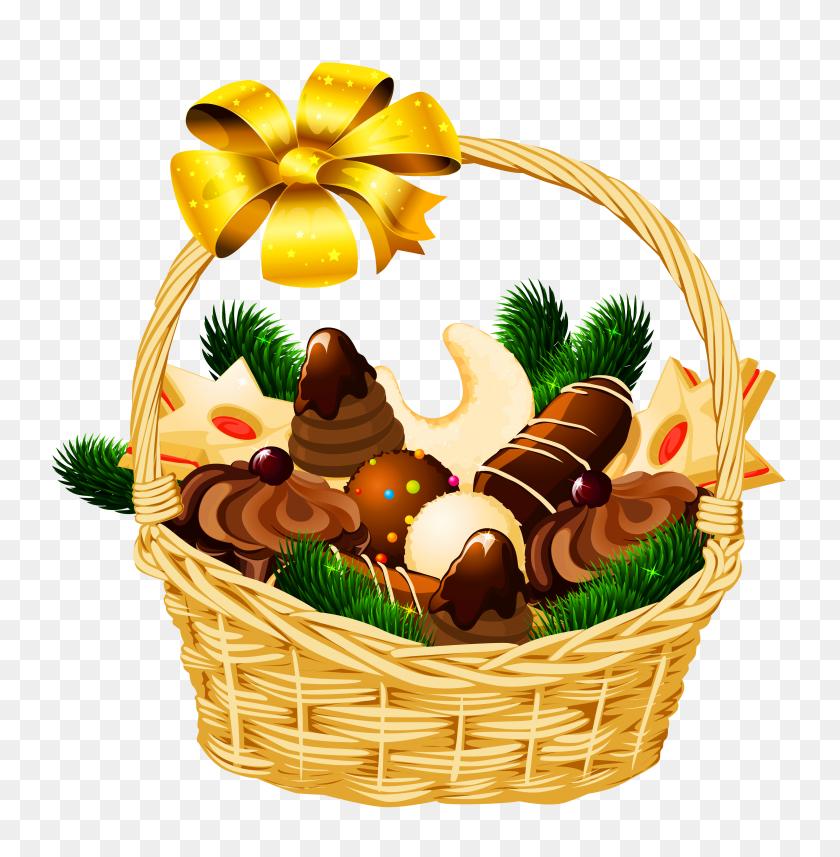 Basket Raffle Clip Art - Raffle Clipart