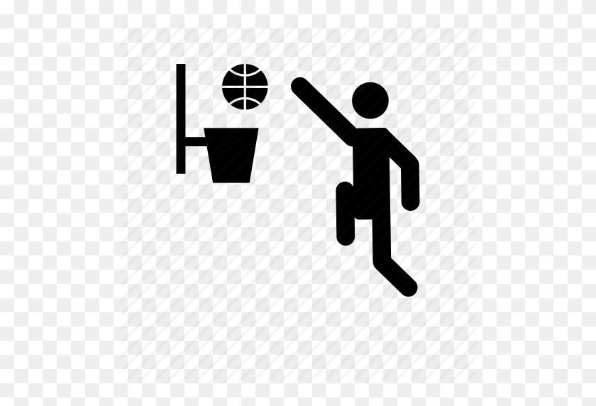 Basketball, Basketball Player Icon - Basketball Icon PNG
