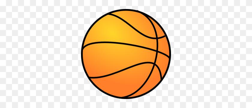300x300 Basketball Clipart - Girls Basketball Clipart
