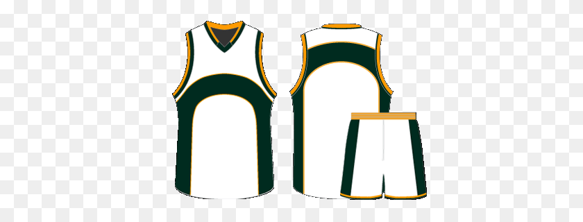 Basketball Jersey Design Template - Design Your Own Clipart