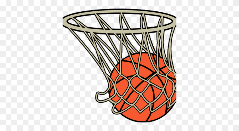 Basketball Net Swish Clip Art Png For Free Download On Ya Webdesign - Basketball And Net Clipart