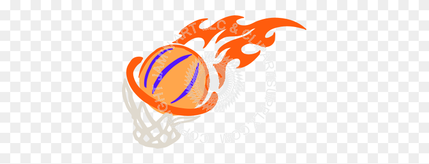 Basketball On Fire Png Transparent Basketball On Fire Images - Realistic Fire PNG
