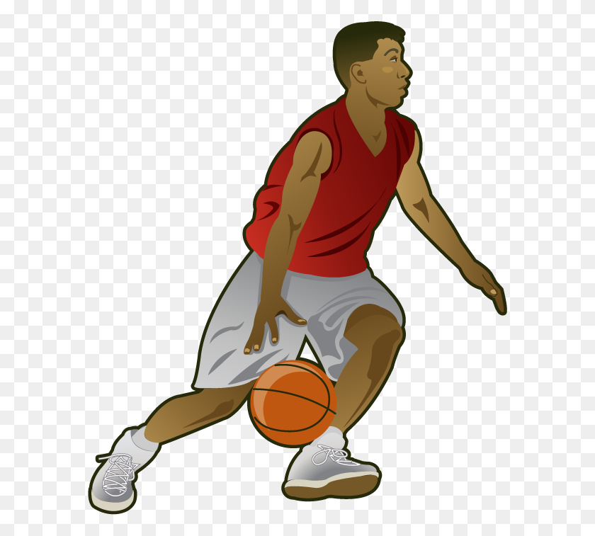 Basketball Players Png Hd Transparent Basketball Players Hd - Michael Jordan Clipart