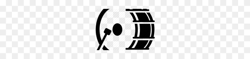 Bass Drum Clip Art Bass Drum Drums Drumline Clip Art Bass Drum - Plant Clipart PNG