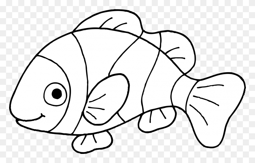 Bass Fish Outline Clip Art Free Clipart Images Freshwater Fish
