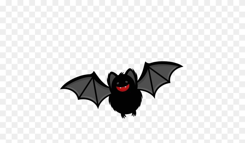 Bat Cutting Bat Halloween Cute - Cute Bat Clipart