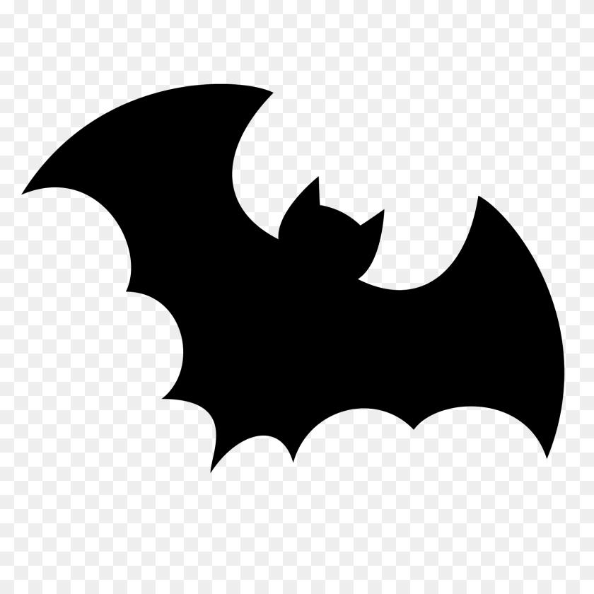 Bat Icon - Vampire Bat Clipart