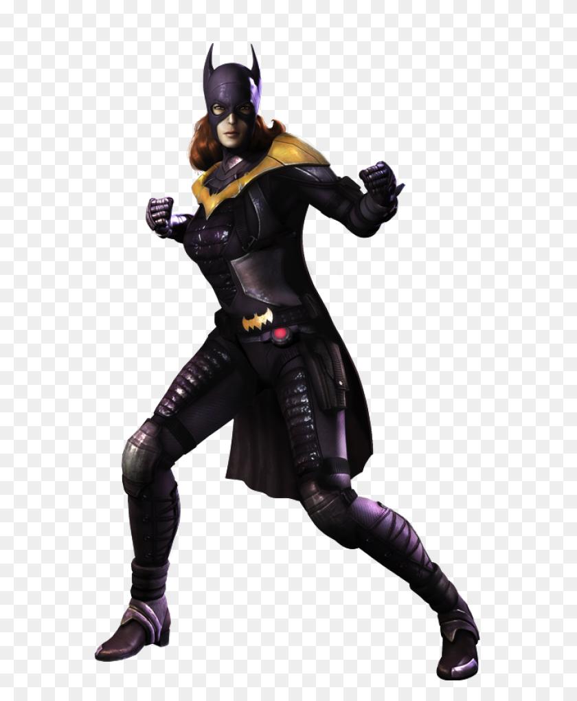 Batgirl - Batgirl PNG