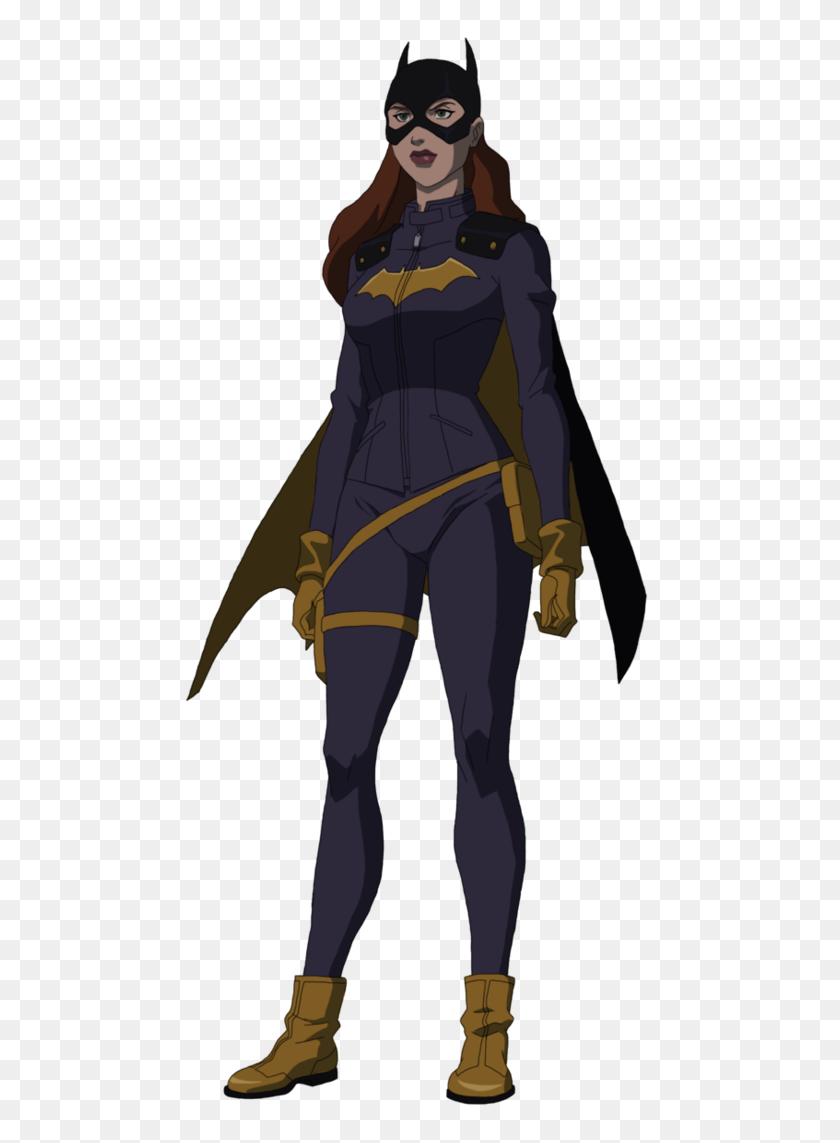 Batgirl Transparent Image - Batgirl PNG