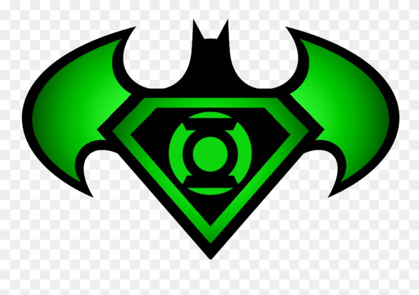 Batman Green Lantern Superman Superman Batman Green Lantern Logo - Green Lantern Logo PNG