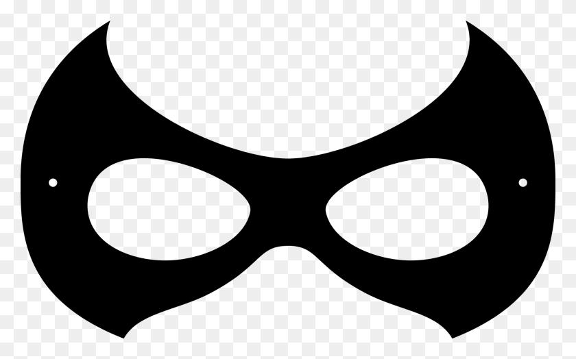 Batman Mask Clipart Cool - Batman Mask Clipart