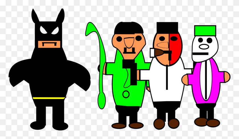 Batman Robin Batgirl Joker Computer Icons - Robin Superhero Clipart