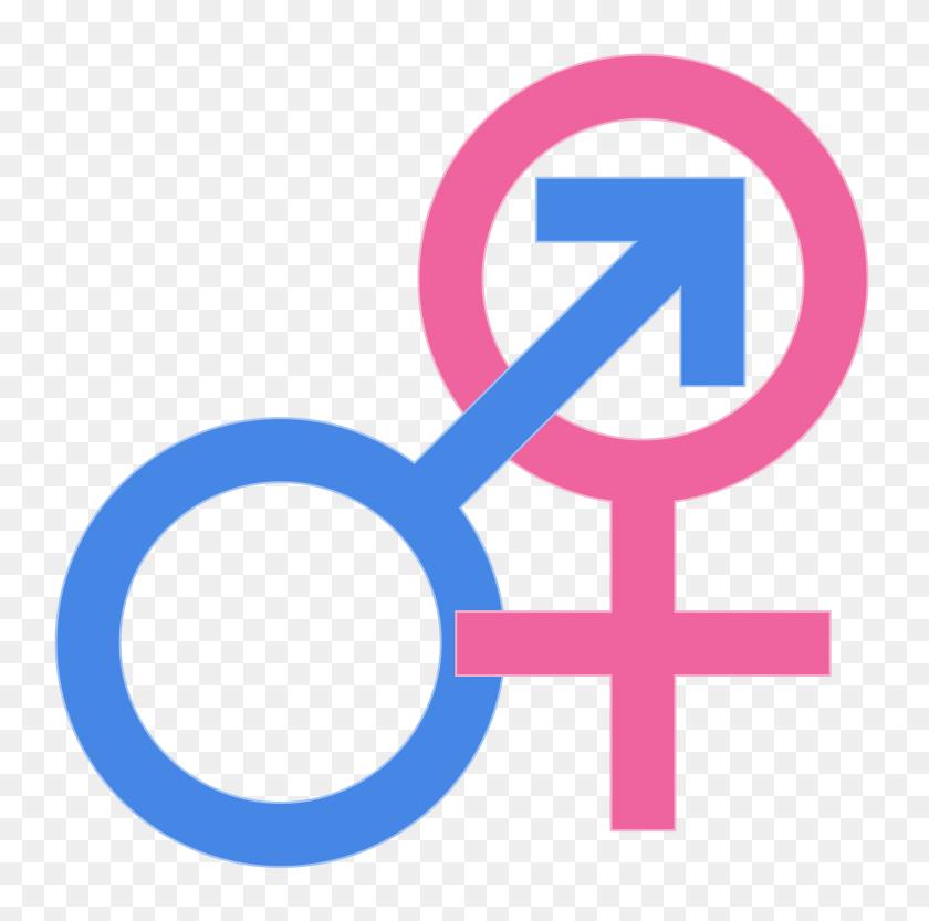 Battle Of The Sexes Rages - Transgender Clipart