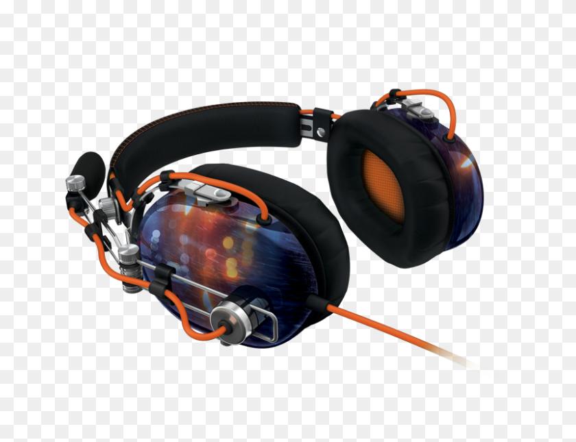 Battlefield Razer Blackshark Gaming Headset Stereo Headset - Battlefield PNG