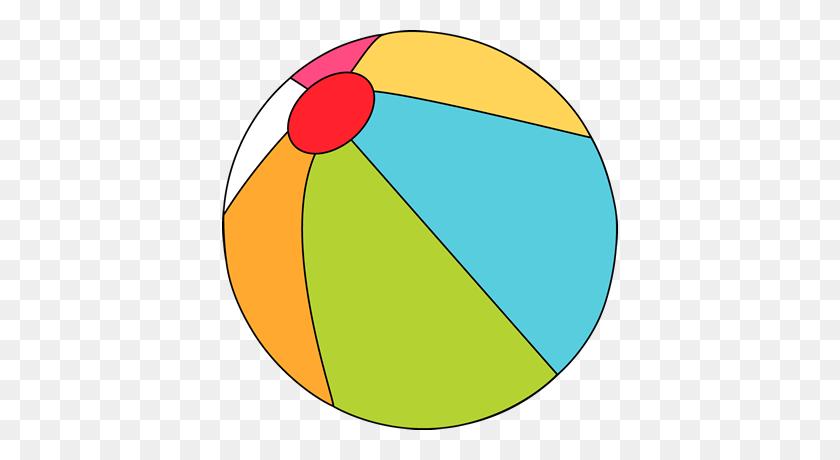 396x400 Beach Ball Clipart Ball - Bowling Ball Clipart