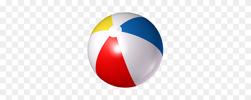 276x276 Beach Ball Png Transparent Images - Beach Ball Clipart