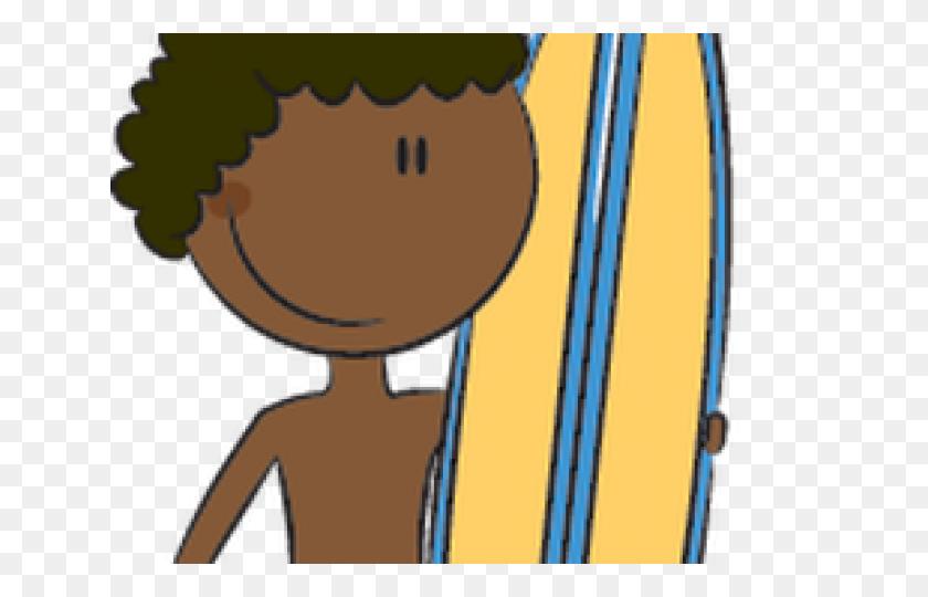 Beach Clipart Surfboard - Surfboard Clipart