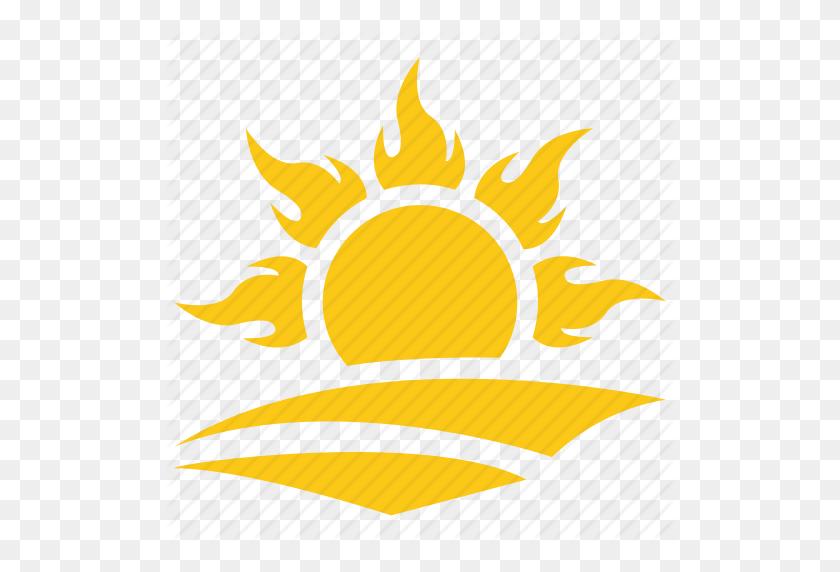Beach Sun, Ocean Sun, Solar Sun, Sun, Sun Rays Icon - Sun Rays PNG
