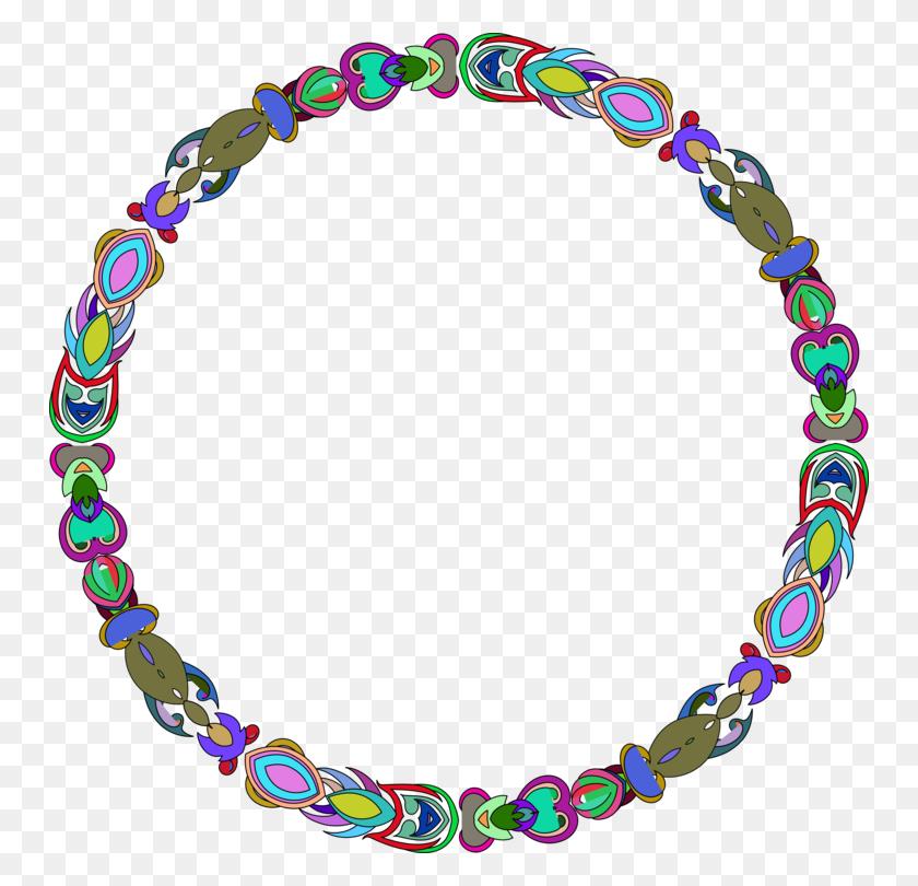 Beaded Bracelets Necklace Gemstone - Necklace Clipart