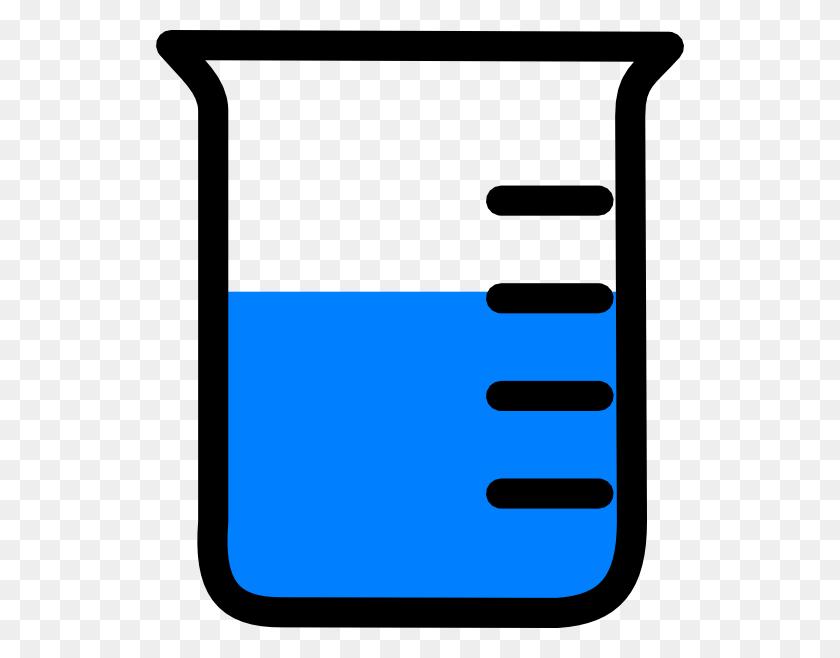 Beaker High Level Of Solution Clip Art - Solution Clipart