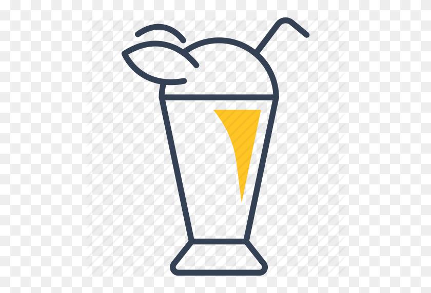 Bean, Cocktail, Cream, Ice, Vanilla, Vegan Icon - Vanilla Bean Clip Art