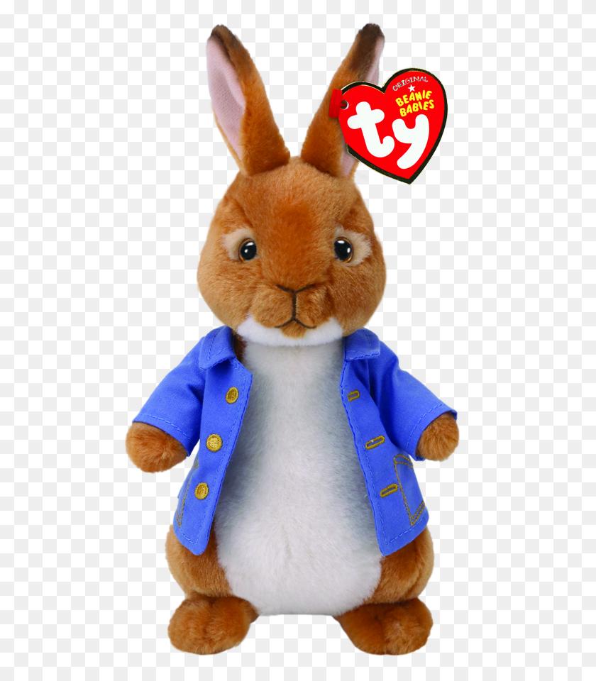 Beanie Boos Australia - Peter Rabbit PNG