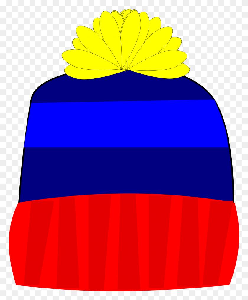 Beanie Hat Cliparts - Rastafarian Clipart