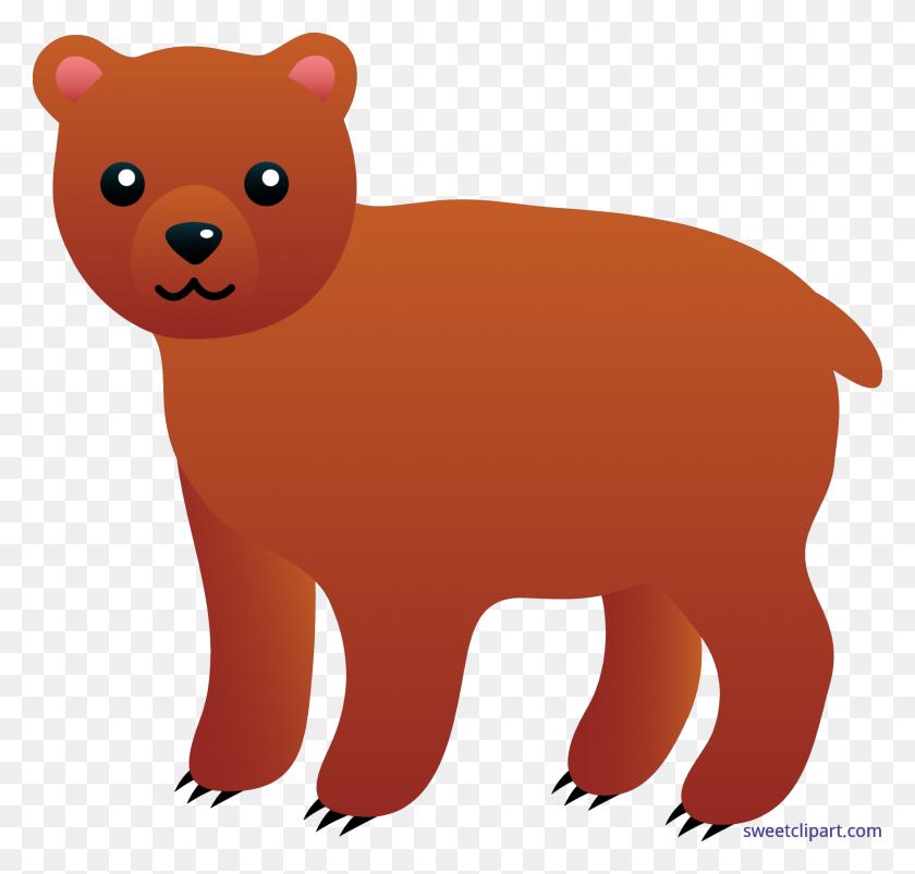 Bear Brown Clip Art - Brown Bear Brown Bear Clipart