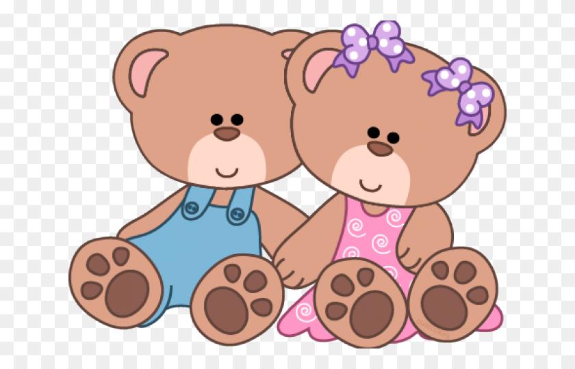 Bear Cub Clipart Baby Bear - Bear Cub Clipart