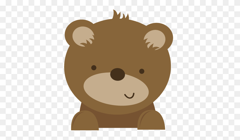 Bear Scrapbook Bear Cute Bear Cute - Cute Bear PNG