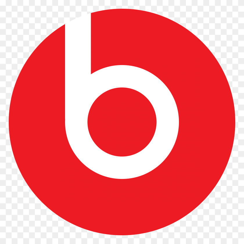 Beats Electronics Logo Png Transparent Vector - Beats PNG