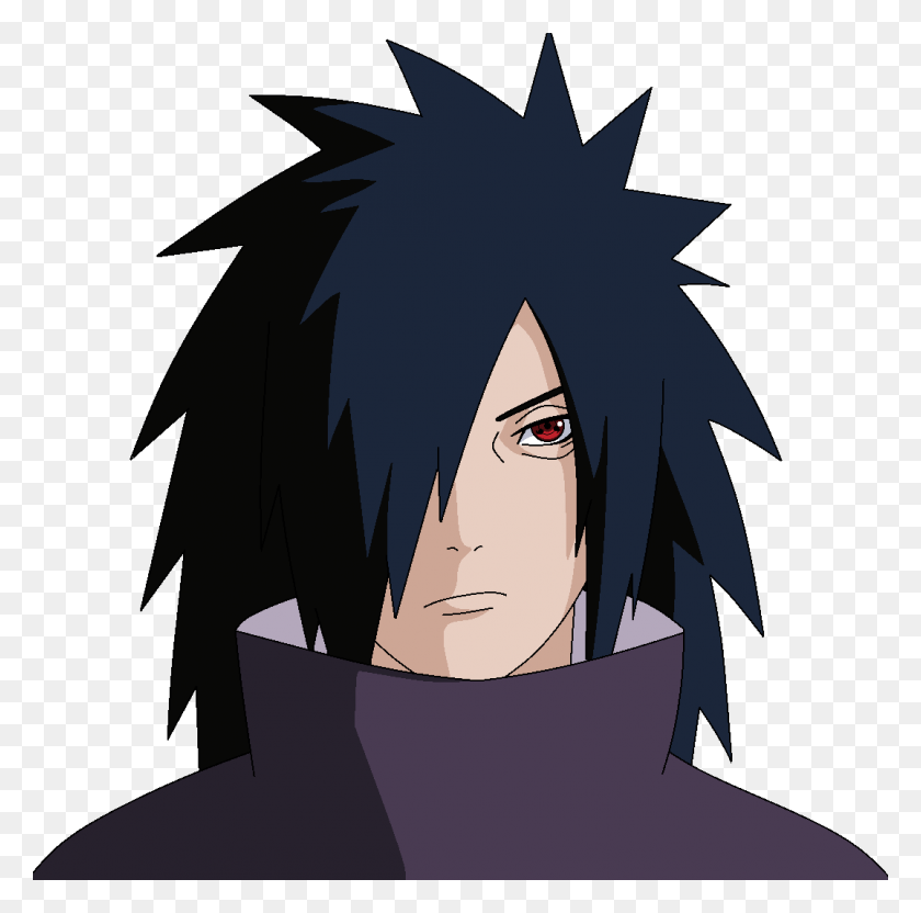 Beautiful, Beautiful, Beautiful Naruto - Madara Uchiha PNG