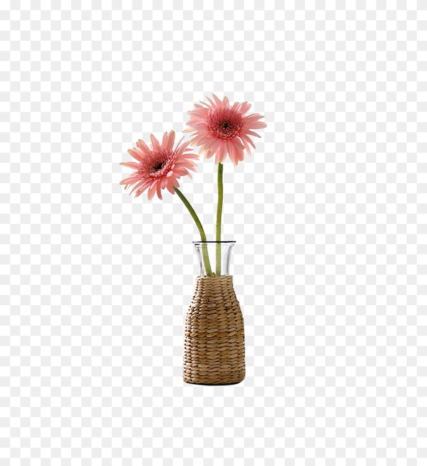 Beautiful Vase Flower Decoration Vector Free Png Download Png - Flower Vase PNG