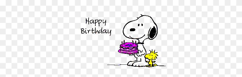 Beautiful World Exposed - Snoopy Birthday Clip Art