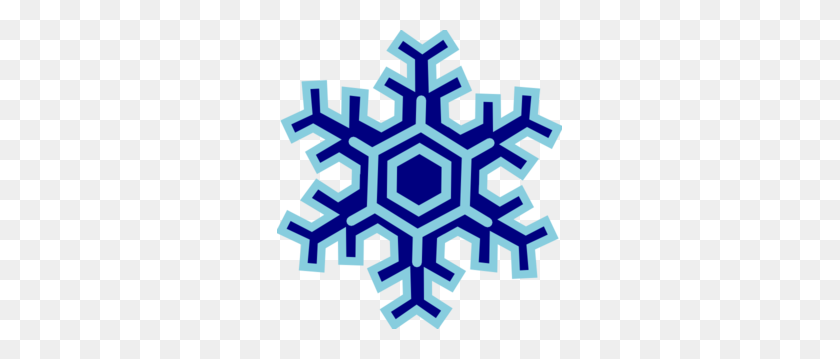 Beautifully Free Snowflake Clip Art Images - Snowflakes Falling Clipart