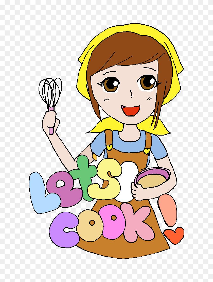 Becky Lock January - Banana Bread Clipart