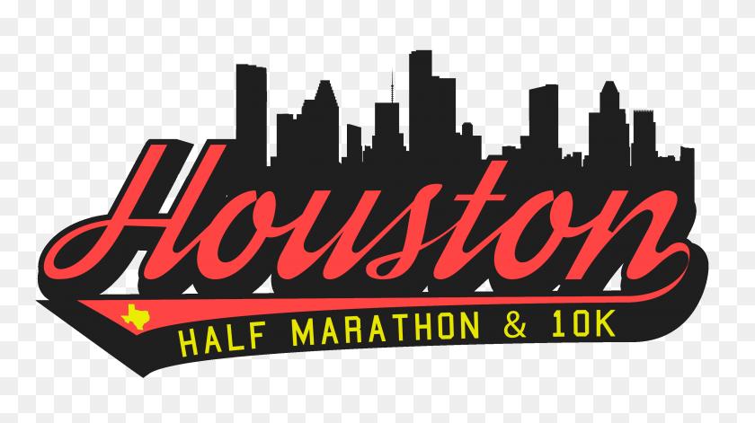 Become A Sponsor Houston Half - Marathon Runner Clipart