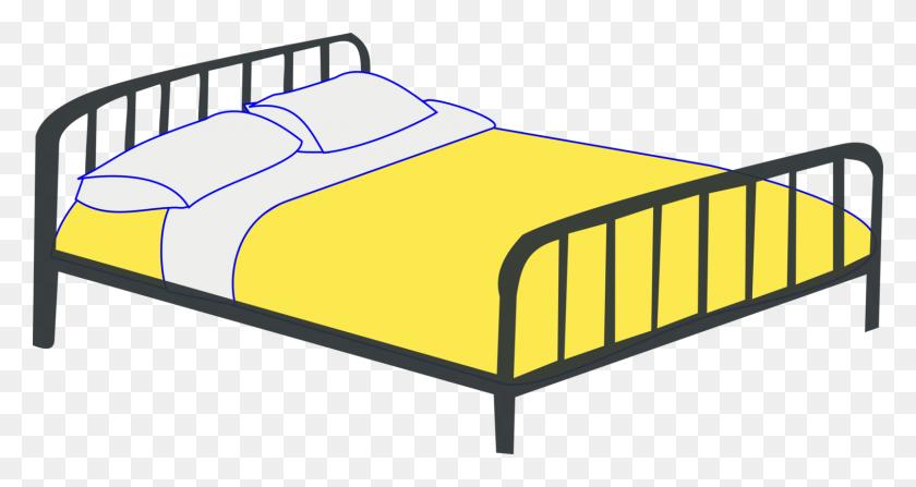 Bedding Bedroom Furniture - Mattress Clipart