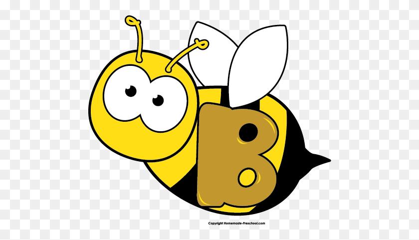 Bee Clip Art - Apple Clipart Transparent