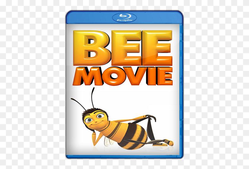 Bee Movie Movie Folder Icons - Bee Movie PNG