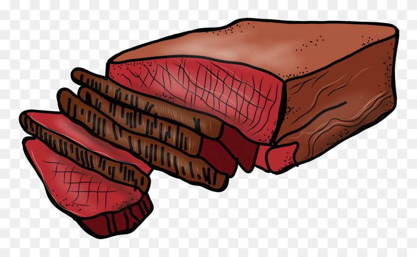 Beef Clipart Corn Beef Cabbage - Pork Chop Clipart
