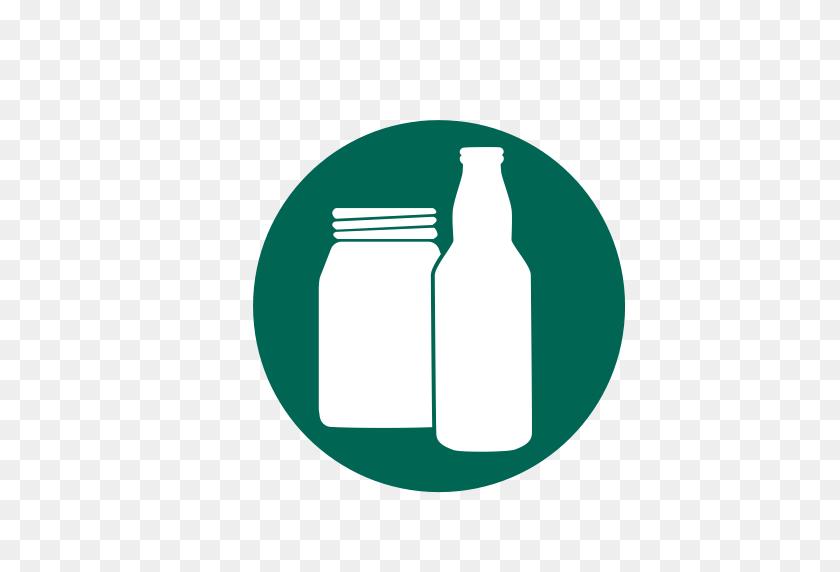 Beer Bottles, Bottles, Glass, Jars, Recycling Icon - Beer Bottle PNG