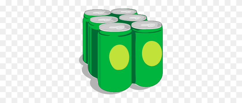 Beer Cans Clip Art Free Vector - Tin Clipart