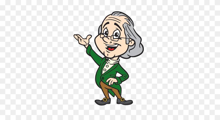 Ben Franklin Clipart - Parliament Clipart