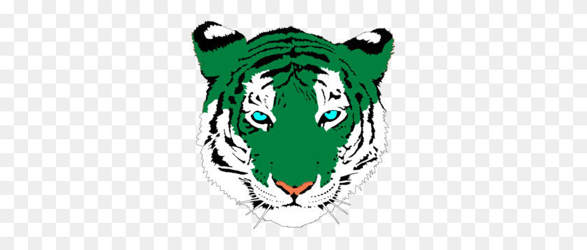 Bengal Tiger Clip Art - Pathway Clipart