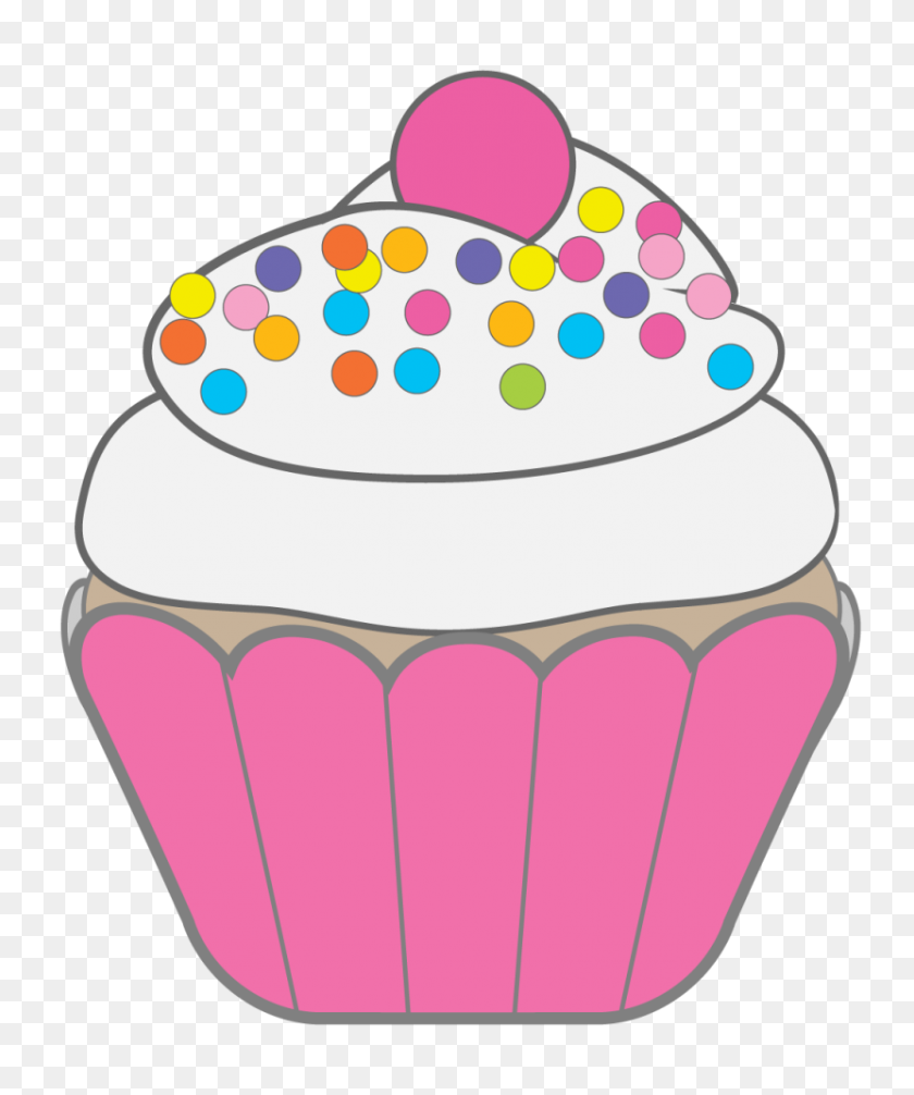 Cupcake Girl High-Res Vector Graphic - Getty Images