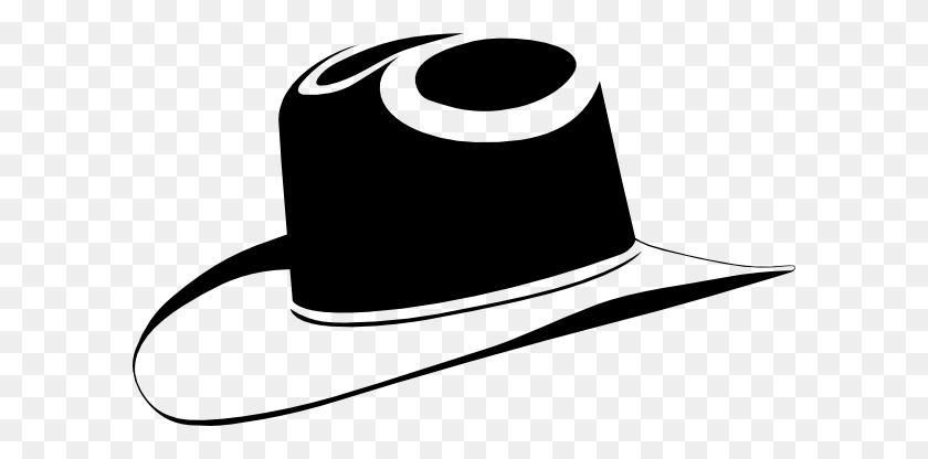 Best Cowboy Hat Clipart - Straw Hat Clipart