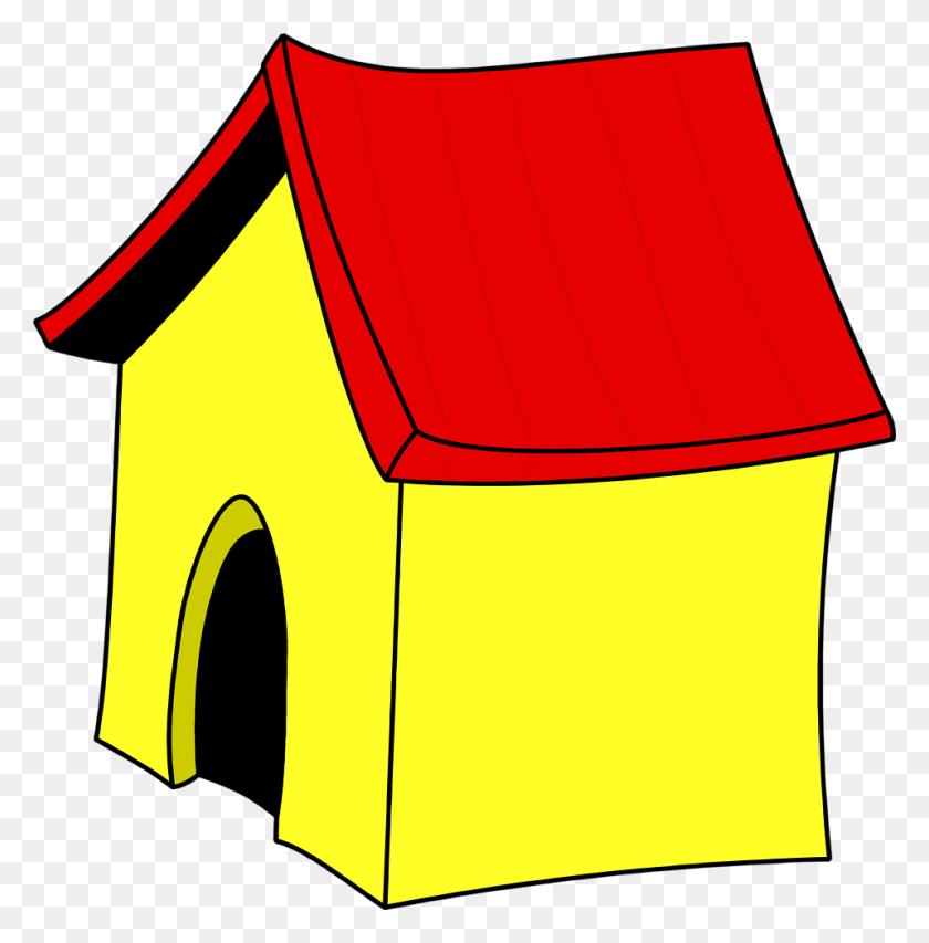 Best Dog House Clipart - Free Dog Clip Art