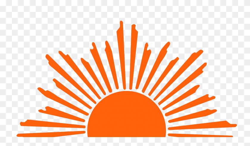 Best Half Sun Clipart - Half Sun Clipart